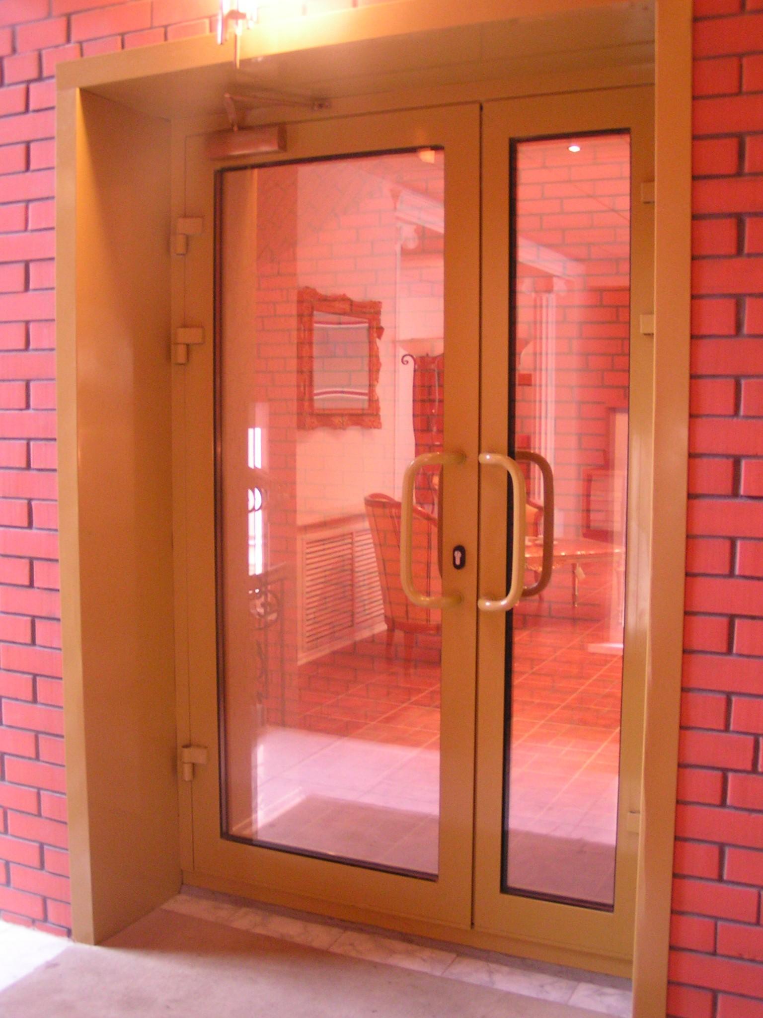 купить металлическую дверь в самаре